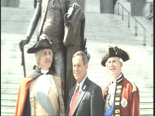 Congressman Joe Wilson at SC State Capital June 23, 2006